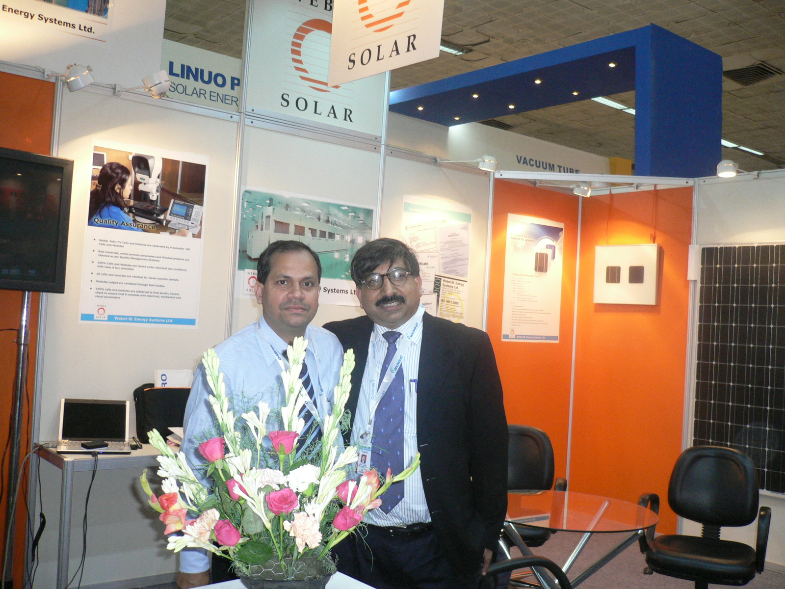 Websol Energy System Limited